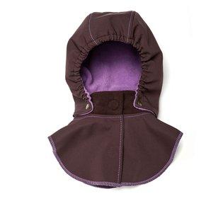 Baby Hood & Neck Warmer - Lavendering