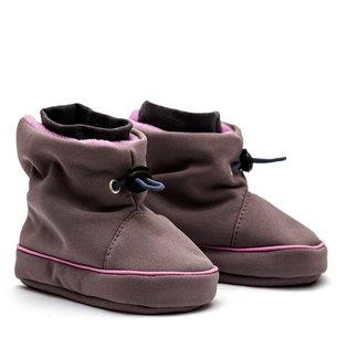 Liliputi® Babywearing booties - Peony