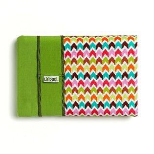 Liliputi® Stretchy Wrap - Rainbow line - Maya