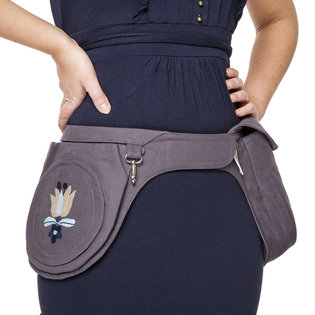 Liliputi® Pocket Belt - Graphit MATYÓ