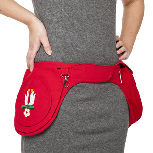 Liliputi® Pocket Belt - Rouge MATYÓ