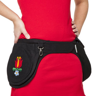 Liliputi® Pocket Belt - Noir MATYÓ