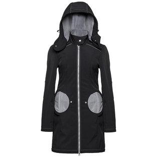 Liliputi® Babywearing Mama Coat - Black-Grey