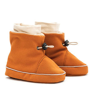 Liliputi® Babywearing booties - Rusty-Beige