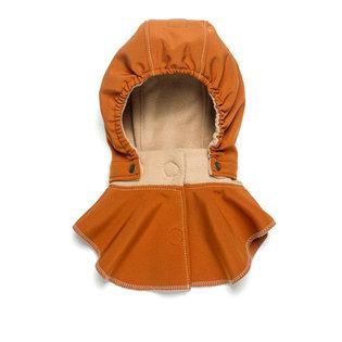 Baby Hood & Neck Warmer - Rusty-Beige