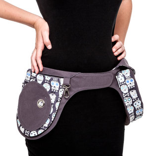 Liliputi® Pocket Belt - Skully