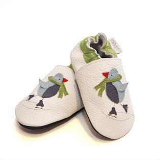 Liliputi® Soft Baby Shoes - Cool Penguin