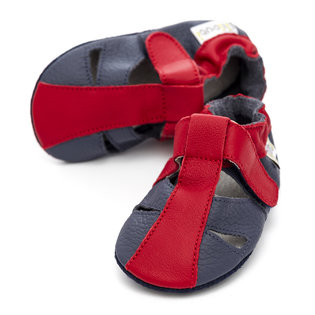 Liliputi® Soft Baby Sandals - Flame