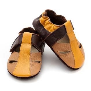 Liliputi® Soft Baby Sandals - Sand