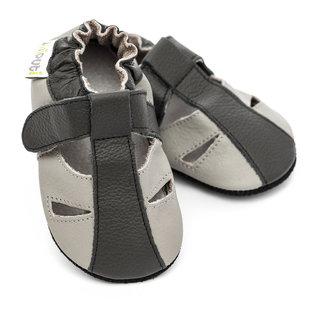 Liliputi® Soft Baby Sandals - Stone