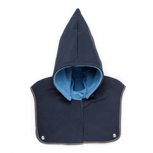 Baby Hood & Neck Warmer - Daisy