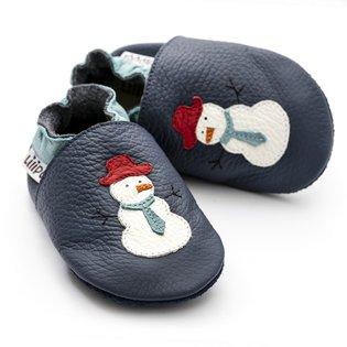 Liliputi® Soft Baby Shoes - Snowboy