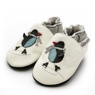 Liliputi® Soft Baby Shoes - Polar Penguin