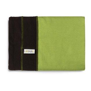 Liliputi® Stretchy Wrap - Duo line - Hazel-Green