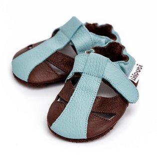 Liliputi® Soft Baby Sandals - Mount Blanc