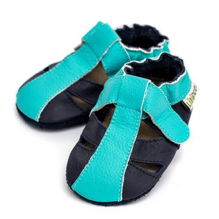 Liliputi® Soft Baby Sandals - Ocean Breeze