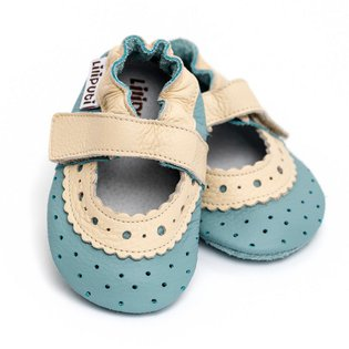 Liliputi® Soft Baby Sandals - Iris
