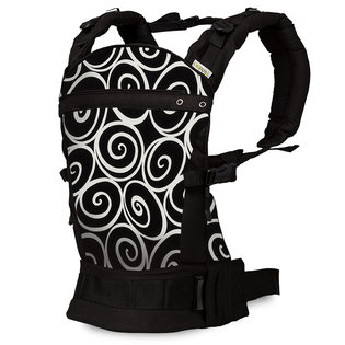 Liliputi® Buckle Carrier - Rainbow line - Elegance