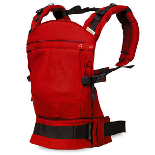 Liliputi® Buckle Carrier - Classic line - Rouge