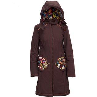 Liliputi® Babywearing Mama Coat - Folk-tale