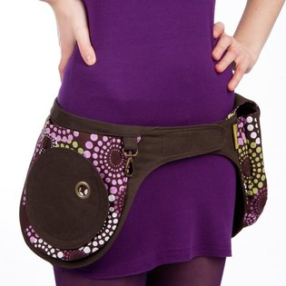 Liliputi® Pocket Belt - Lavendering
