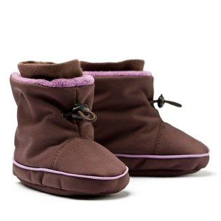 Liliputi® Babywearing booties - Lavendering